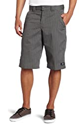 Dickies Mens 13 Inch Regular Fit Shadow Stripe Short
