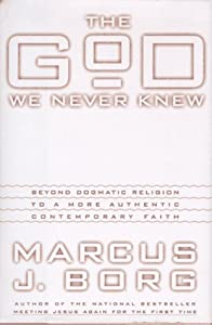 "Cover of ""The God We Never Knew: Beyond D..."