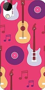 FotoAdda Designer Printed Back Cover for HTC Desire 825