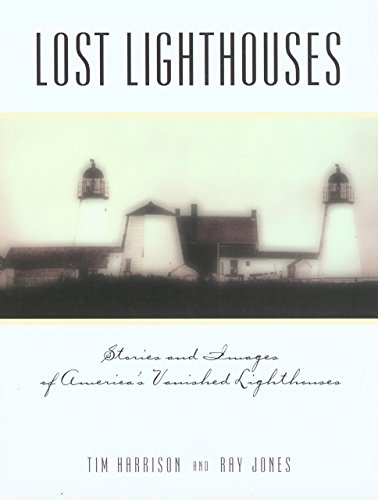 Lost Lighthouses (Lighthouse Series) front-925365