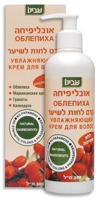Sea Buckthorn Moisturizing Hair 300 ml (Shavit)