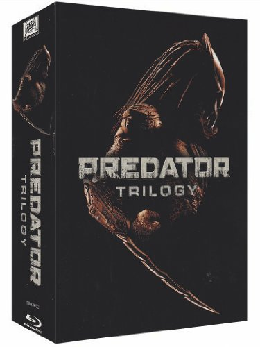 Predator - Trilogy [IT Import] [Blu-ray]