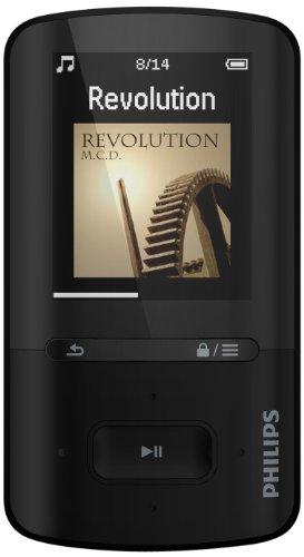 Philips Gogear VIBE SA4VBE08KF Lettore Digitale Portatile
