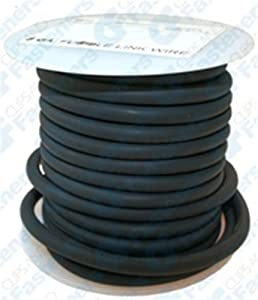 8 Gauge Fusible Link Wire 25 Ft Black
