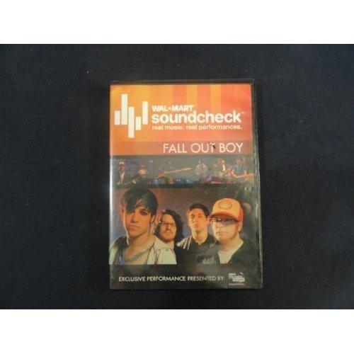 Fall Out Boy - Soundcheck