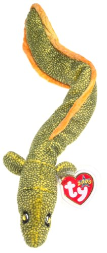 TY Beanie Baby - MORRIE the Eel [Toy]