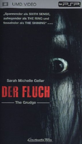The Grudge - Der Fluch [UMD Universal Media Disc]