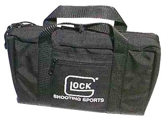 Glock Range Bag Single Handgun Black AP60211