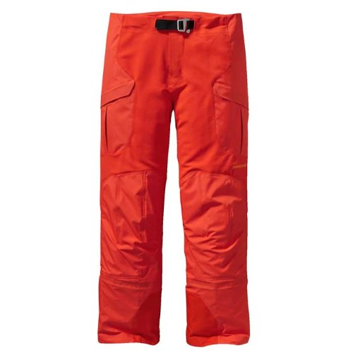 Patagonia Mixed Guide red (Size: 34) softshell pants (Mixed Guide compare prices)
