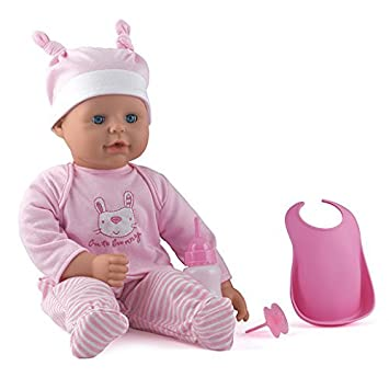 Poupées Monde - 46cm corps mou Baby Doll Boohoo