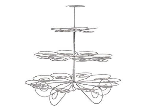 Cupcake - magdalena - soporte para dulces para 23 Cupcakes boda Buffet soporte para Cupcakes