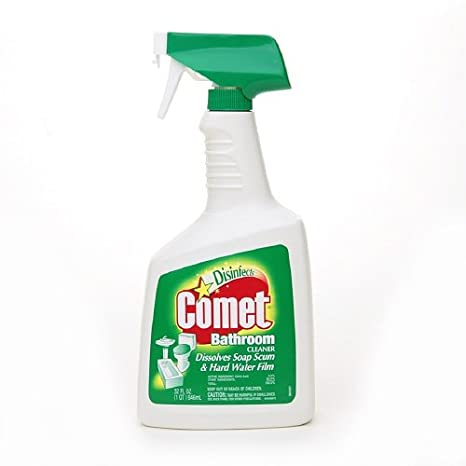 Comet Disinfects Bathroom Cleaner 32 Fl Oz (2 Pack)