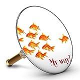 Bath Plopp Goldfish My way Bath Plug, Sink Plug, Bathtub Drain Plug, Drain Stopper, 4530