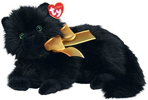 Ty Classics Moonstruck Black Cat back-1004461