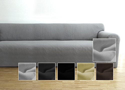 ambivelle couchhusse sofabezug couchbezug bi elastische stretchhusse spannbezug f r viele. Black Bedroom Furniture Sets. Home Design Ideas