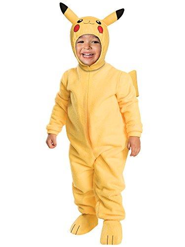 Rubie's Costume Pokémon Pikachu Costume