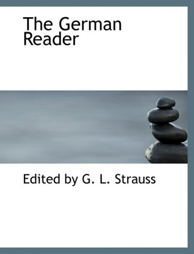 The German Reader (Large Print Edition)