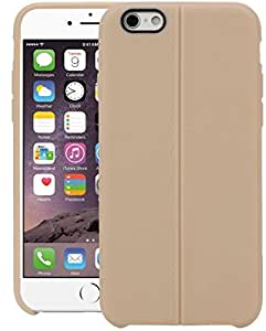 iPhone 6 Back Cover, ARMOR TPU Back Case Cover For Apple iPhone 6 (Gold)