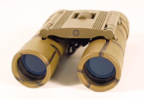 Simmons Prosport 10X25 Camo Rubber Binocular #801504