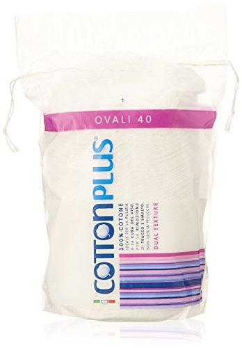 Cotton Plus Ovali 40Pz
