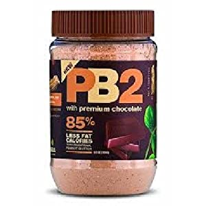 Bell Plantation PB2 with Premium Chocolate (6.5 Ounce Two Pack)