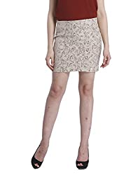 Only Women's Casual Skirt_5712838674265_Nude_ 42