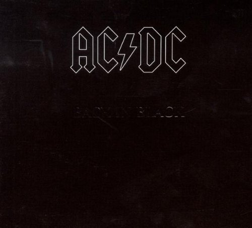 Back in Black by Ac/Dc (2009-05-26)