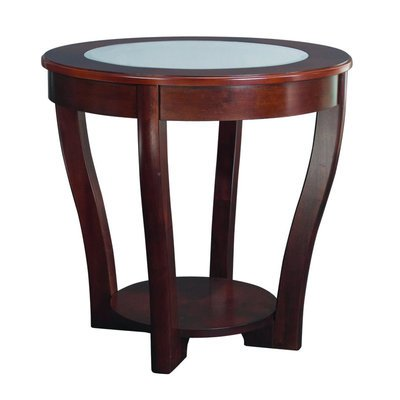 Cheap Hammary Omega 26 Inch Round End Table (T00051-T51535-00)