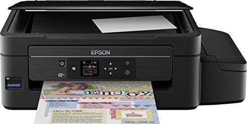 Las mejores (multifunción): Epson EcoTank ET-2550