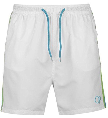 mens-summer-drawstring-plain-swim-shorts-large-white