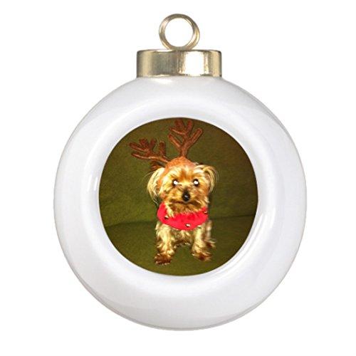 Xmas Trees Decorated lulu's first christmas Customized Christmas Ball Ornaments Lulu (Silly Snowman Christmas Costume)