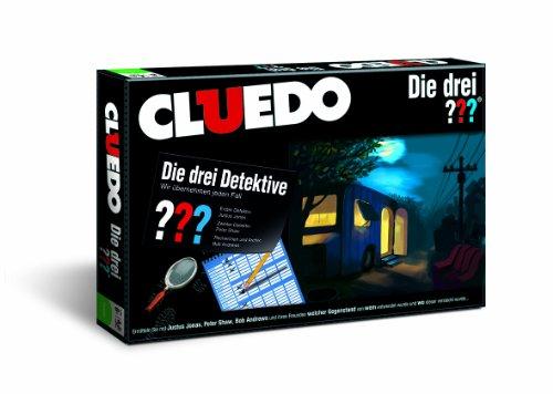 Cluedo - Die drei ??? [German Version]