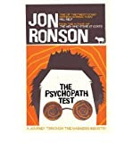 Jon Ronson (The Psychopath Test) By Jon Ronson (Author) Paperback on (Jan , 2012)