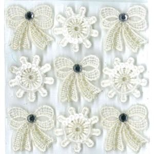 12 Pack Prcl Jol Boutq Stix Baby Patch Papercraft, Scrapbooking (Source Book) front-320684