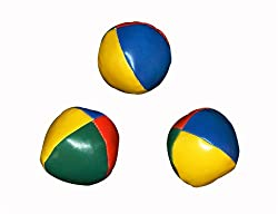 Junior Juggling Ball Set with Instruction Booklet