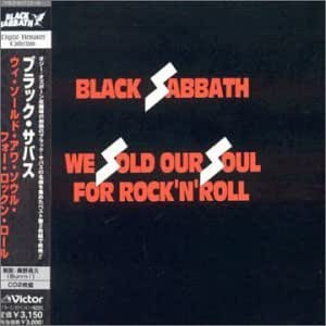 We Sold Our Soul for Rock...
