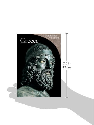 Greece (Dictionaries of Civilization)