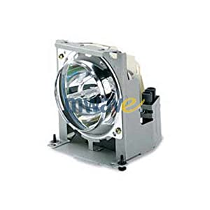 Replacement Lamp with Housing for HITACHI HCP-4000X with Ushio Bulb Inside