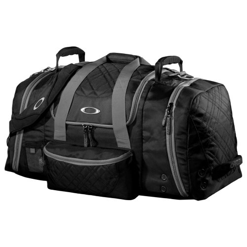 oakley duffel bag men