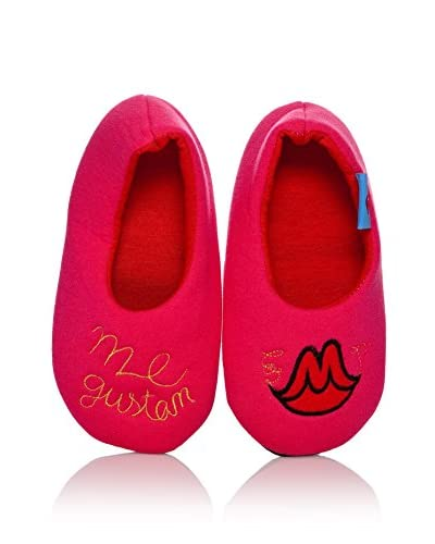 Dolca Zapatillas de estar por casa Kisses
