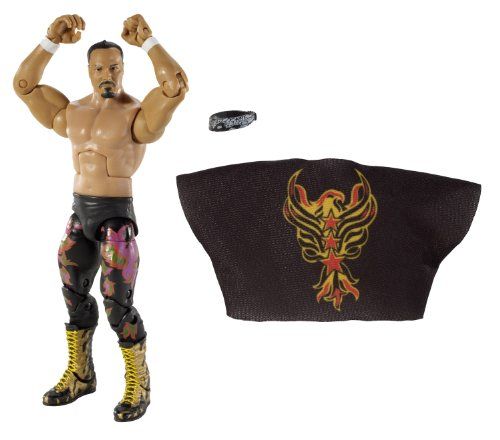 Buy Low Price Mattel WWE Elite Collection Chavo Guerrero Figure Series #5 (B003Y8ZXSY)