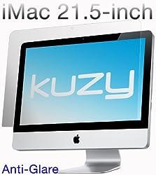 Kuzy - Anti-Glare Matte Screen Protector Filter for 21.5 inch iMac Desktop Display 21