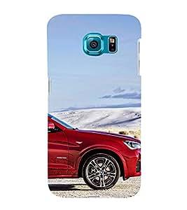 Stylish Car 3D Hard Polycarbonate Designer Back Case Cover for Samsung Galaxy S6 Edge+ G928 :: Samsung Galaxy S6 Edge Plus G928F