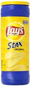 Lays Stax Original (Pack of 17)