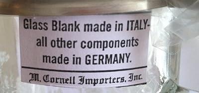 Glass Ireland Beer Stein 5930