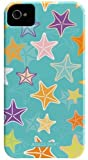 Case-Mate Barely There Jessica Swift Designer Case for Apple iPhone 4/4S - Starfish