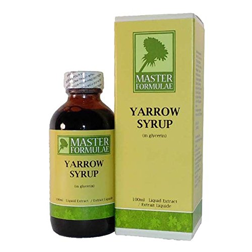 Yarrow Syrup - 3.38Oz Herbal Extract Glycerin Blend