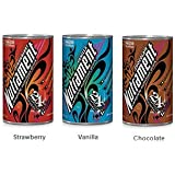 Nutrament Complete Nutritional Drink Bundle: 4 Cans Strawberry, 4 Cans Chocolate, 4 Cans Vanilla