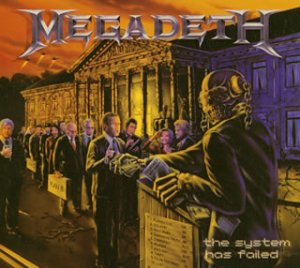 System Has Failed by Megadeth
