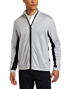 Adidas阿迪 2013防水防2层风高尔夫外套 Men's ClimaWarm 2-Layer Jacket$41.46